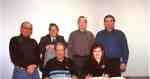 Dernier conseil municipal de Field, ON, 1999 / Field Township's last municipal council, Field, ON, 1999