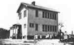École du village de Field, ON, 1930 / Village school, Field, ON, 1930