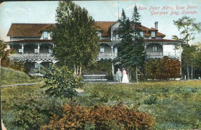 Rose Point House, Georgian Bay