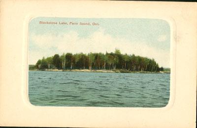 Blackstone Lake, Parry Sound, Ontario