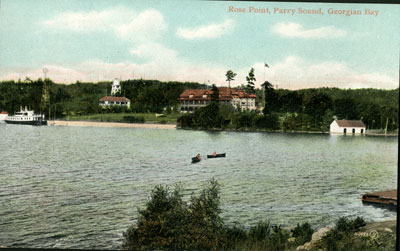 Rose Point, Parry Sound, Ontario