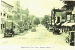 James Street, Parry Sound