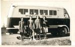 The Girls at Gates' Bus