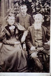 John Brook Sr. and Family