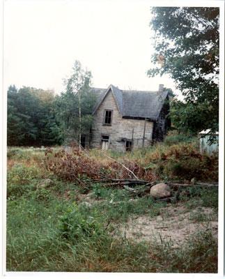 James Pender's Homestead