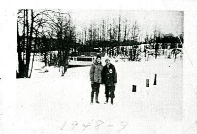 Hilda Sunden and Her Aunt