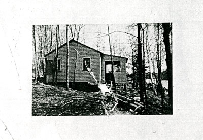 Cottage at Silver Pine