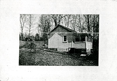Second Cottage at Silver Pines