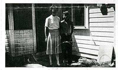 Hilda and Ted