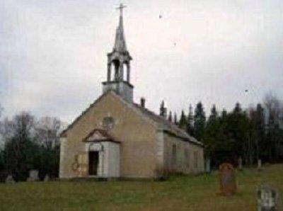 St. Gabriel's Church, Springtown