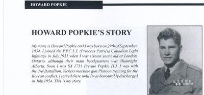 Howard Popkie