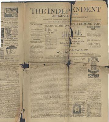 Grimsby Independent, 21 Jun 1888