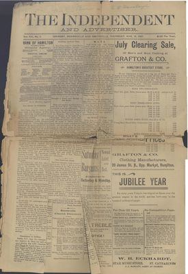 Grimsby Independent, 19 Aug 1897