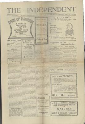 Grimsby Independent, 4 Dec 1907
