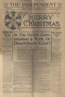 Grimsby Independent, 29 Dec 1915
