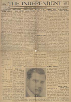 Grimsby Independent, 17 Dec 1919