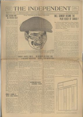 Grimsby Independent, 17 Mar 1920