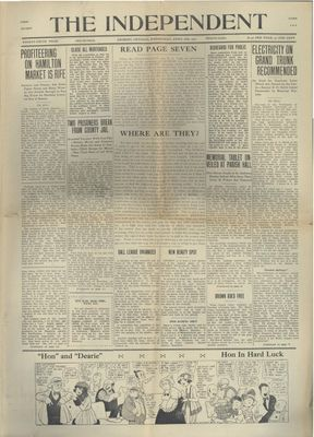 Grimsby Independent, 28 Apr 1920