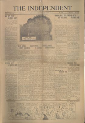 Grimsby Independent, 11 Aug 1920