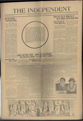 Grimsby Independent, 27 Oct 1920