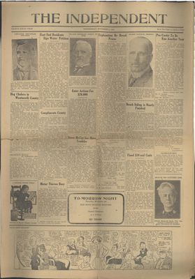 Grimsby Independent, 3 Nov 1920