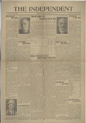 Grimsby Independent, 20 Apr 1921