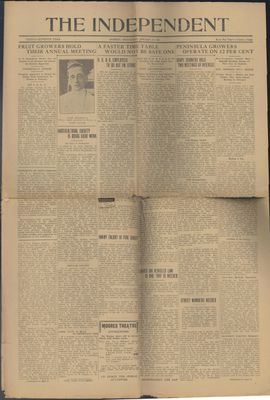 Grimsby Independent, 25 Jan 1922