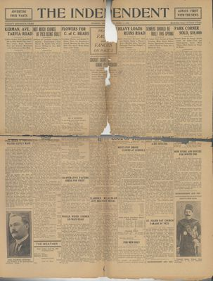 Grimsby Independent, 12 Apr 1922