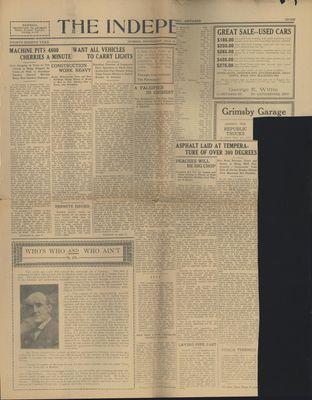 Grimsby Independent, 12 Jul 1922