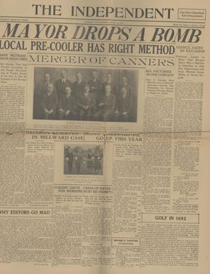 Grimsby Independent, 18 Apr 1923