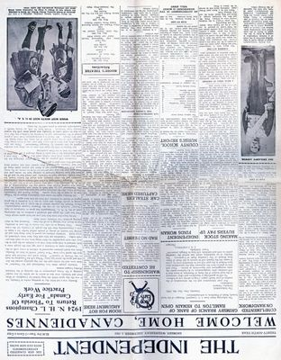 Grimsby Independent, 5 Dec 1923