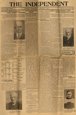 Grimsby Independent, 6 Jan 1926