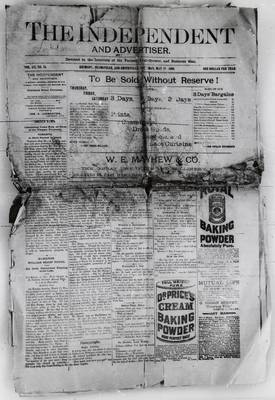 Grimsby Independent, 31 May 1888
