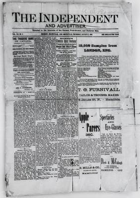 Grimsby Independent, 27 Aug 1890