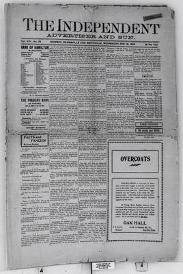 Grimsby Independent, 19 Feb 1902