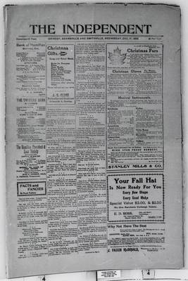 Grimsby Independent, 17 Dec 1902