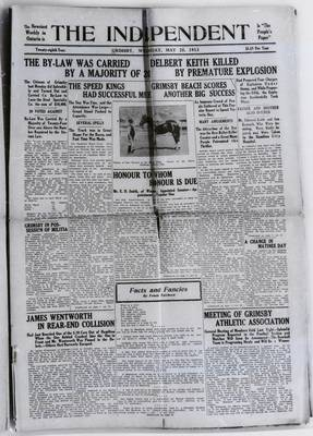 Grimsby Independent, 28 May 1913