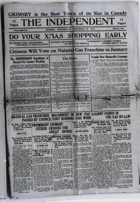 Grimsby Independent, 10 Dec 1913