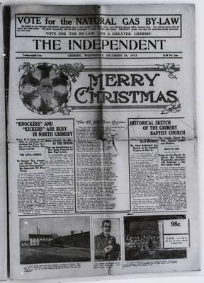 Grimsby Independent, 24 Dec 1913