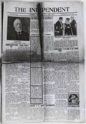 Grimsby Independent, 28 Aug 1918