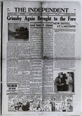 Grimsby Independent, 21 Jul 1920