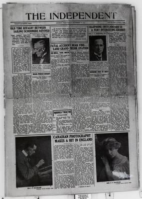 Grimsby Independent, 16 Nov 1921