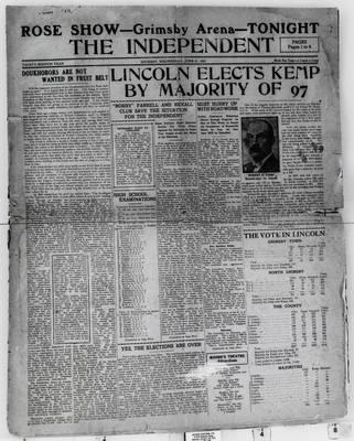 Grimsby Independent (18851105), 27 Jun 1923