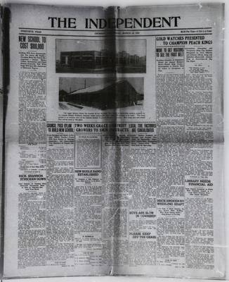 Grimsby Independent, 18 Mar 1925