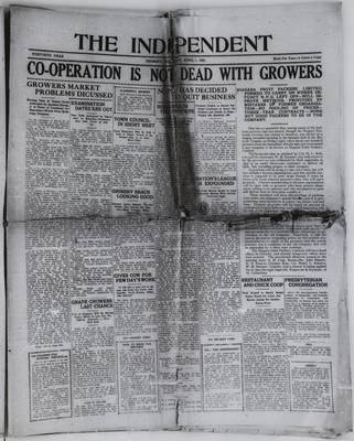 Grimsby Independent, 1 Apr 1925