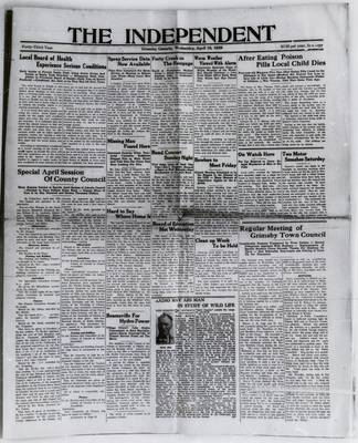 Grimsby Independent, 10 Apr 1929