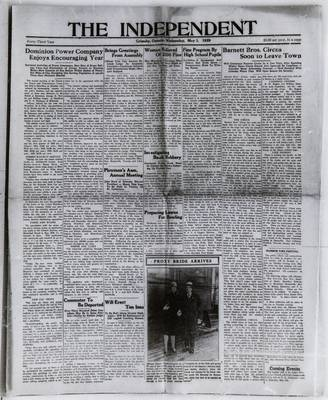 Grimsby Independent, 1 May 1929