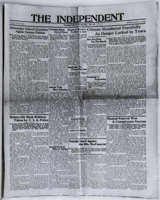 Grimsby Independent (18851105), 15 May 1929