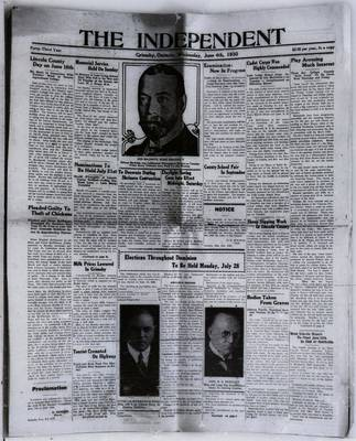 Grimsby Independent, 4 Jun 1930