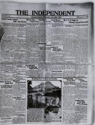 Grimsby Independent, 25 Jun 1930